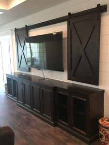 Custom TV Stands