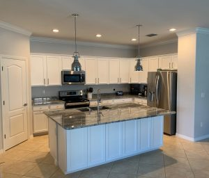 New Kitchen - Sunset Custom Cabinetry and Woodwork - Ft Myers