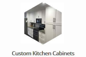 Custom Kitchen Cabinets - Sunset Custom Cabinetry and Woodwork - Fort Myers Florida - 300 x 200