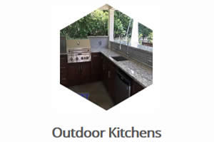 Outdoor Kitchens - Sunset Custom Cabinetry and Woodwork - Fort Myers Florida - 300 x 200