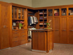 Closet Drawers - Sunset Custom Cabinetry and Woodwork - Fort Myers Florida