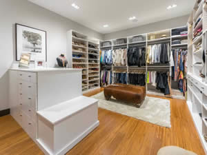 Closet Organizer Ideas - Sunset Custom Cabinetry and Woodwork - Fort Myers Florida