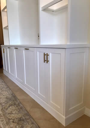 Media Cabinets - Sunset Custom Cabinetry and Woodwork - Fort Myers Florida