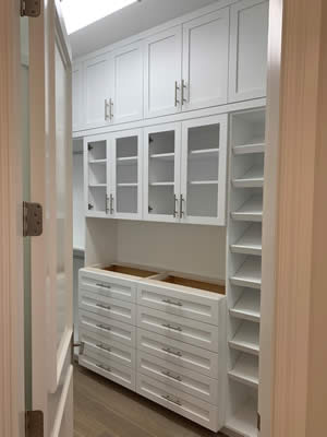 Closet Drawers - Sunset Custom Cabinetry and Woodwork - Fort Myers Florida - 300 x 400