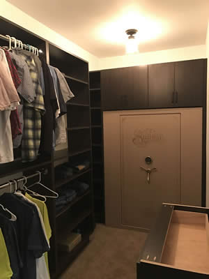 Custom Closets - Sunset Custom Cabinetry and Woodwork - Fort Myers Florida - 300 x 400