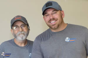 Master Craftsmen Alex and Mike - Sunset Custom Cabinetry and Woodwork - Fort Myers FL - 300 x 200