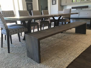 Custom Dining Tables - Fort Myers Florida - Sunset Custom Cabinetry and Woodwork - 300 x 225