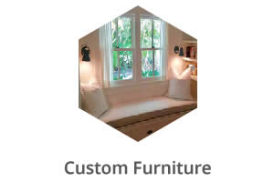 Custom Furniture - Sunset Custom Cabinetry and Woodwork - Fort Myers Florida - 300 x 200
